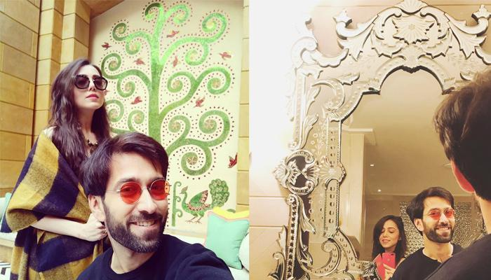 Power Couple Nakuul Mehta-Jankee Parekh Celebrate Their Sixth Wedding Anniversary In A Royal Place