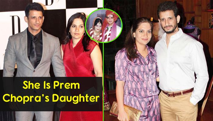 Childhood Friends To Life Partners: Sharman Joshi And Prerna Chopra Love Story
