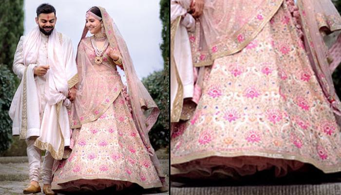 Can-Can Or Bukram, Make Your Wedding Lehenga Fluffy Without Adding Much Weight To It