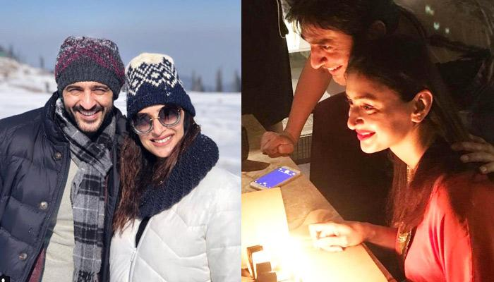 Ex-Bigg Boss Contestant Hiten Is Enjoying Snowy Vacation With Gauri, Their Pics Are Couple Goals