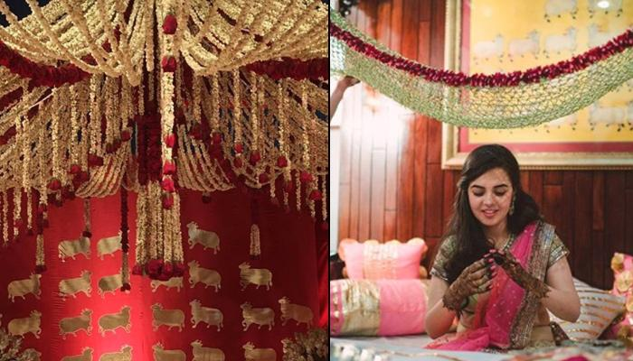 Not Just Gajras, Here Are 10 Innovative Ways To Add 'Mogra' To Your Wedding Decor