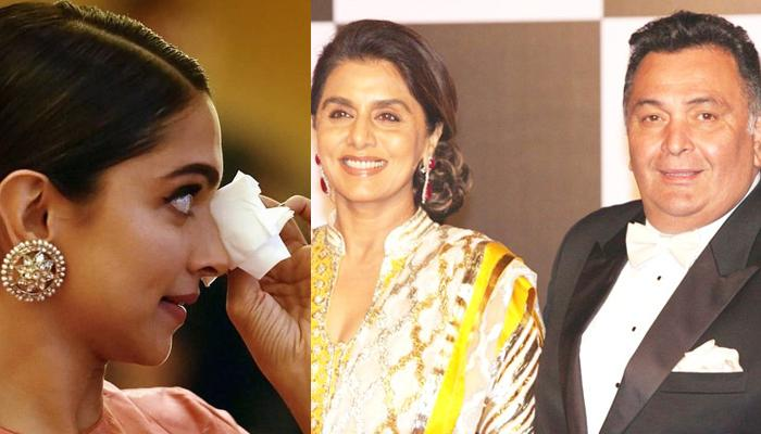 Deepika Padukone Is Touched By Ex-BF Ranbir's Parents, Rishi And Neetu's Gesture