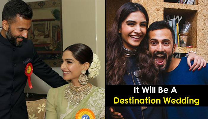 Sonam Kapoor Is All Set To Tie The Knot With Her Long-Time Beau Anand Ahuja
