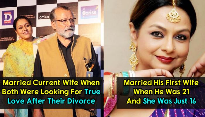 2 Marriages, 1 Divorce And Yet, Together They Form A Happy Family: Pankaj Kapur's Marriage Story