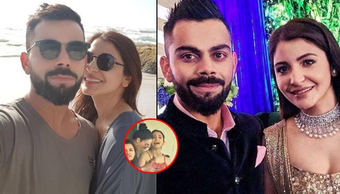 Like A Good Wife, Anushka Sharma Cheers For Her Hubby Virat Kohli In His First Match Post-Marriage