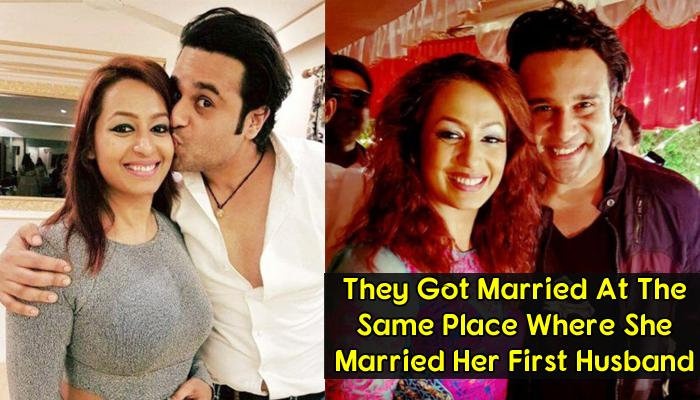 Kashmera Shah And Krushna Abhishek Love Story: A True Tale Of Love Fighting All The Troubles