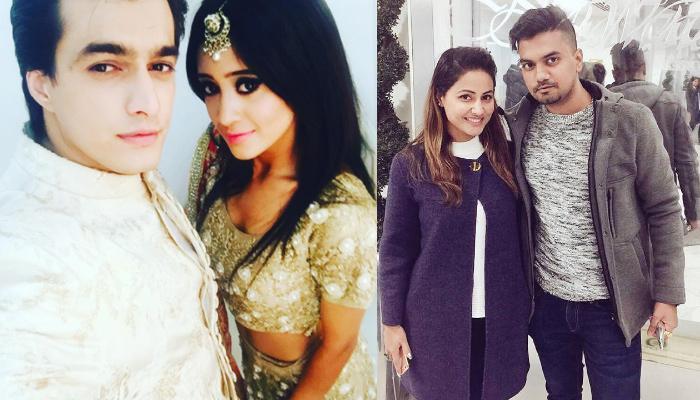 6 Couples Who Fell In Love On The Sets Of 'Yeh Rishta Kya Kehlata Hai'