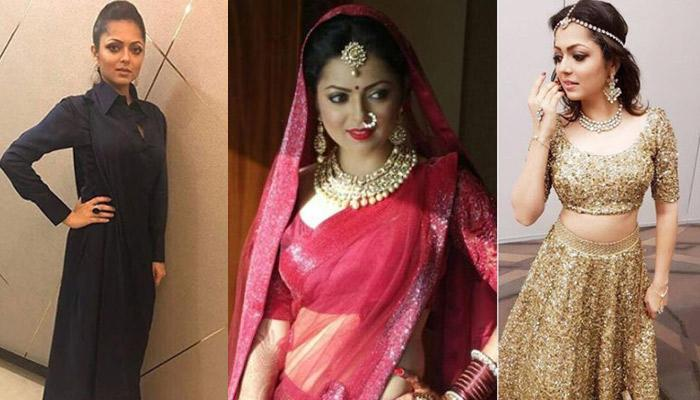 7 Fashionable Looks Of Drashti Dhami That Prove She Is The Ultimate Showstopper