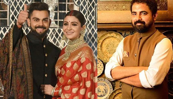 Designer Sabyasachi Gets Criticism For Anushka Sharma's Delhi Reception Outfit – Here's Why!