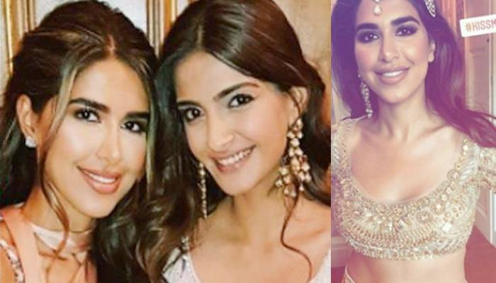 Sonam Kapoor Attended Best Friend's Wedding; Both Hired Same Designer For Their Outfits