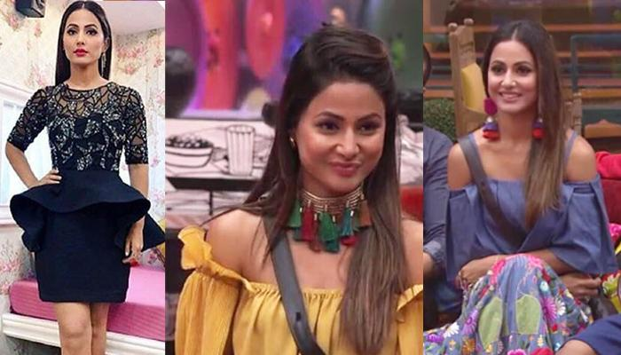 Fashionista Of 'Bigg Boss', Hina Khan's Outfits Are A Perfect Pick For A Romantic Honeymoon