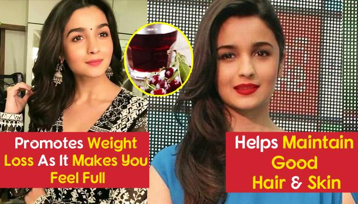 15 Benefits Of Cherry Tart Juice That Not Only Promotes Weight Loss But Also Improves Overall Health