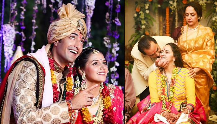 20 Emotional Moments From The Ahana Deols Wedding You Might Not