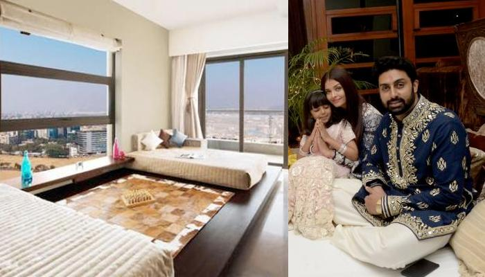 Inside Aishwarya Rai And Abhishek Bachchan 21 Crore Plush Apartment, See Pics