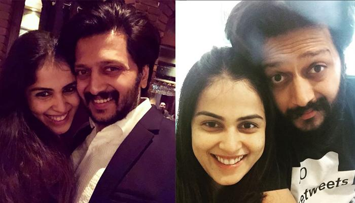 Genelia's Sixth Anniversary Wishes For 'Pati' Riteish Shows Their Love Is Always New And Eternal