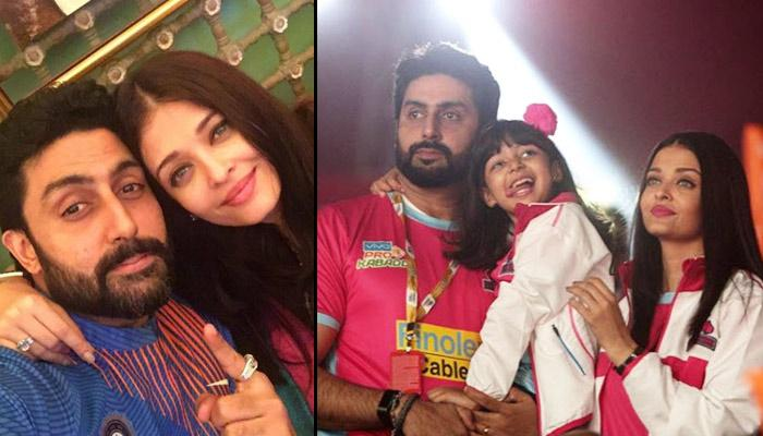 10 Cutest Moments When Abhishek Bachchan Proved That He's The Best Husband Ever