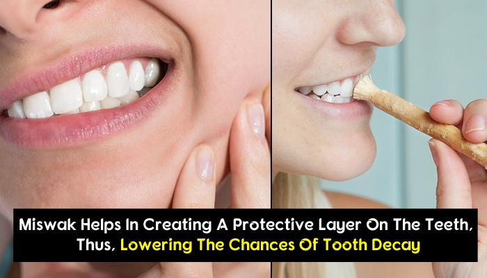 Unheard Health And Medical Benefits Of Miswak That Can Save You From Visiting A Dentist Ever