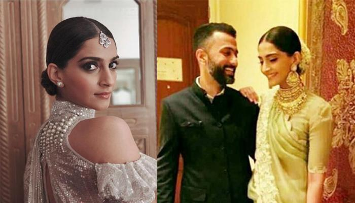Sonam's New Pic With BF Anand Lovingly Looking At Her Proves They Are Madly In Love With Each Other