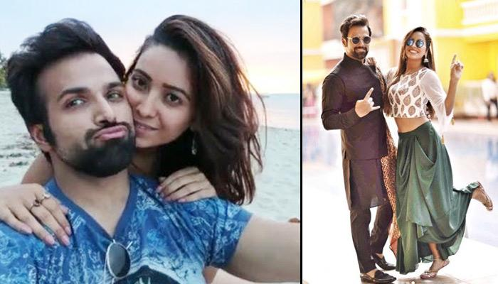 Cute Television Lovebirds Rithvik Dhanjani And Asha Negi's Love Story Is Too Filmy To Handle