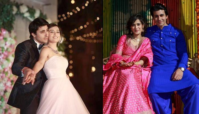 Gautam And Pankhuri's Mehendi And Sangeet Teasers Out And They Are Complete Dramebaaz