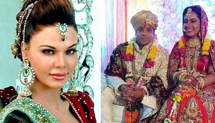 Rakhi Sawant's Ex-BF Abhishek Awasthi Gets Hitched, It Was A Star-Studded Affair