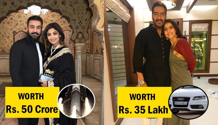 6 Famous Bollywood Celeb Couples And Their Thoughtful Super-Luxury Gifts For Their Partners