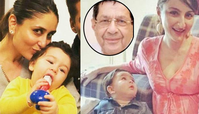 The Gynaecologist Who Delivered Kareena 36 Yrs Ago Delivered Taimur As Well, Revealed By Bua Soha