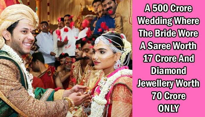 5 Ridiculously Grand Indian Weddings That Crossed The 200 Crore Mark And Left Everyone Amazed