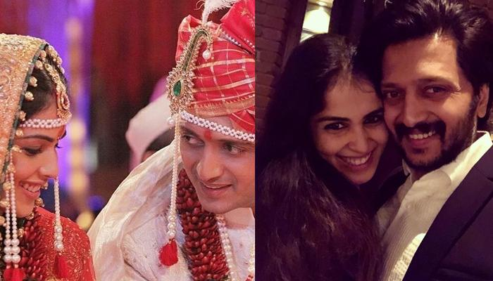 Riteish Deshmukh And Genelia D'Souza's Husband-Wife Moments Prove That They Are Made For Each Other