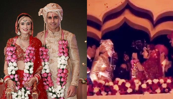 The Handsome Hunk Of Indian Television And Everyone S Beloved Gautam Rode Is Now Taken Married His Longtime Friend Pankhuri Awasthy In A