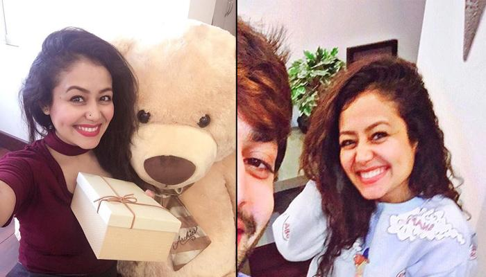 Singer Neha Kakkar Is In Love With A Popular Bollywood Actor, Wishes Him Teddy Day (Pics Inside)