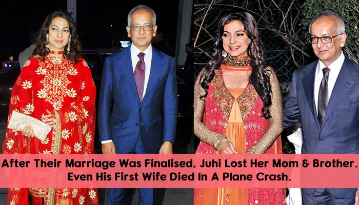 Started Off With Tragedies, Juhi Chawla And Jay Mehta Have Been Happily Married For 23 Years