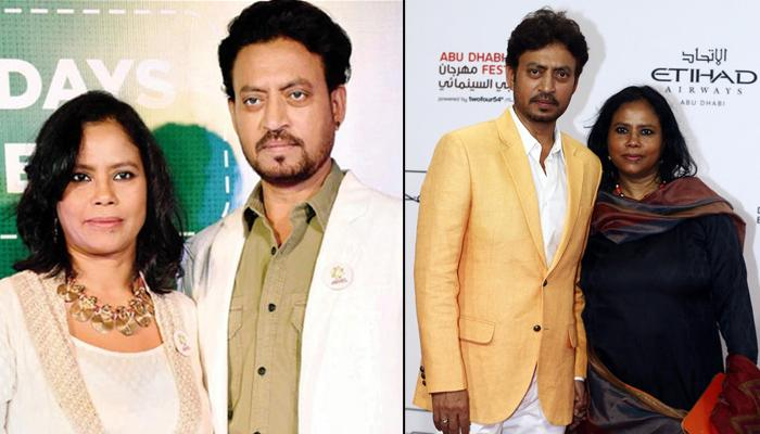 Irrfan Khan's Best Friend Is Wife Sutapa Sikdar, Talks In Detail About Her For The 1st Time