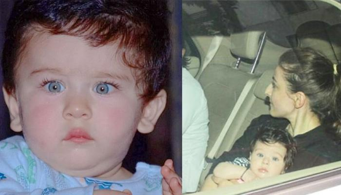 The Latest Pic Of Inaaya Naumi Kemmu Clearly Tells That She And Taimur Ali Khan Are Twins!