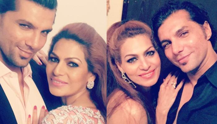 TV's Bad Boy Chetan Hansraj Met His Wife Lavania At The Club; Love At First Sight