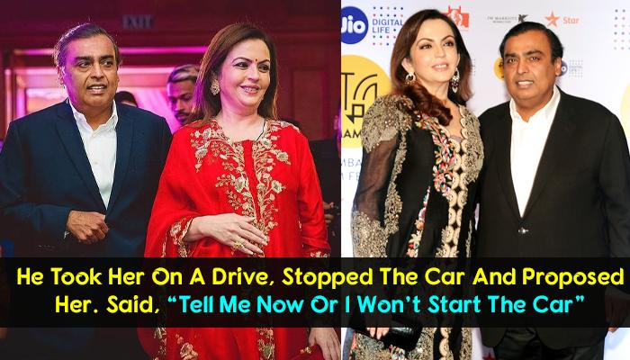 Mukesh Ambani And Nita Ambani's Love Story: Proposed His Muse In The Middle Of Traffic