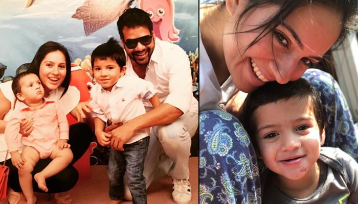 'Maa' Kanchi Kaul Pours Her Heart Out In An Adorable Birthday Wish For Little Champ, Ivaar