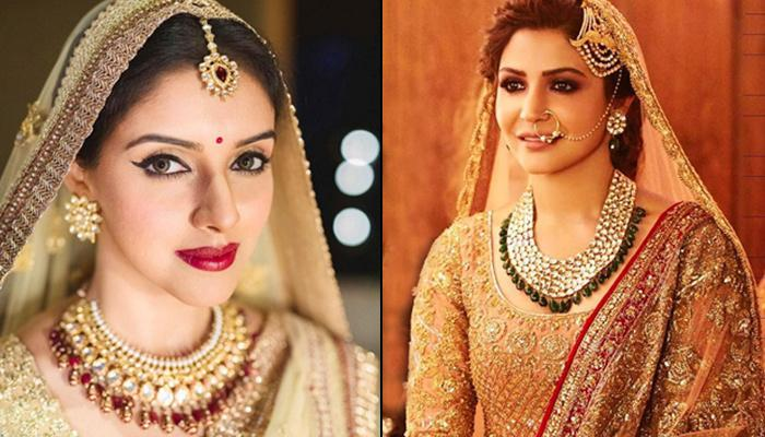 10 Trendy Ideas To Pair Up Jewellery With Bridal Lehenga; Colour Contrast It With The Wedding Outfit