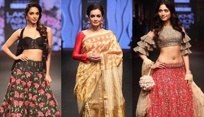 10 Stylish Looks From Lakme Fashion Week 2018 That Have Become New Trends