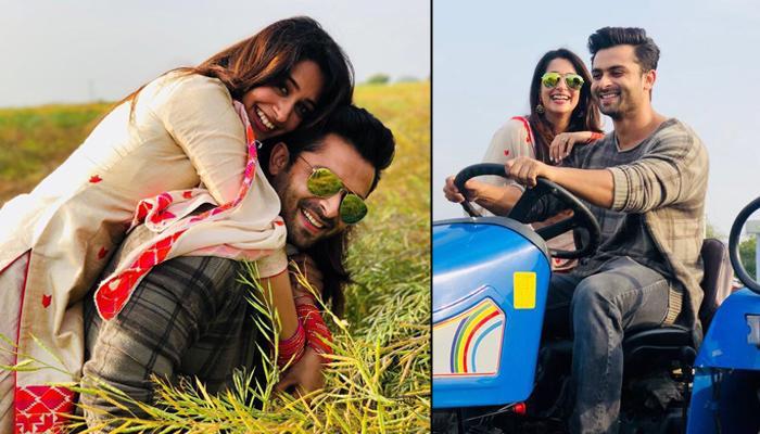 Dipika Kakar And Shoaib Ibrahim's Unique Pre-Wedding Shoot In 'Khet' Reminds Us Of DDLJ