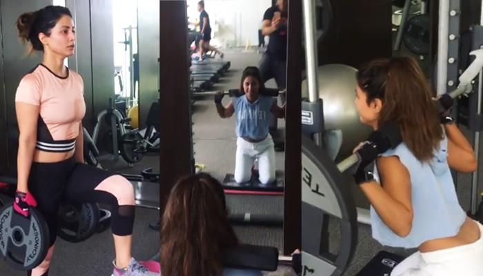 Hina Khan Shares Her Rigorous Gymming Session Videos, Shows Efforts Behind Her Well-Toned Body