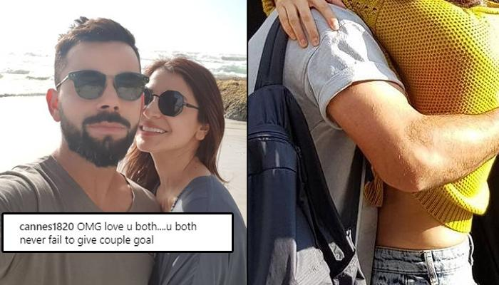 Virat Kohli Shares An Adorable Pic Kissing His 'One And Only' Anushka Sharma And It's Going Viral!