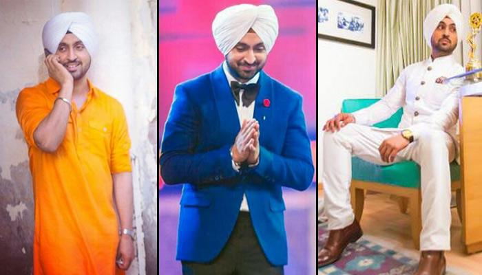 Best Looks Of 'Rising Star' Mentor Diljit Dosanjh That Are Setting Trends For All Grooms-To-Be