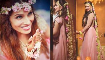 8 Trendy Ways For Brides To Include 'Fresh Flowers' In Their Wedding Look