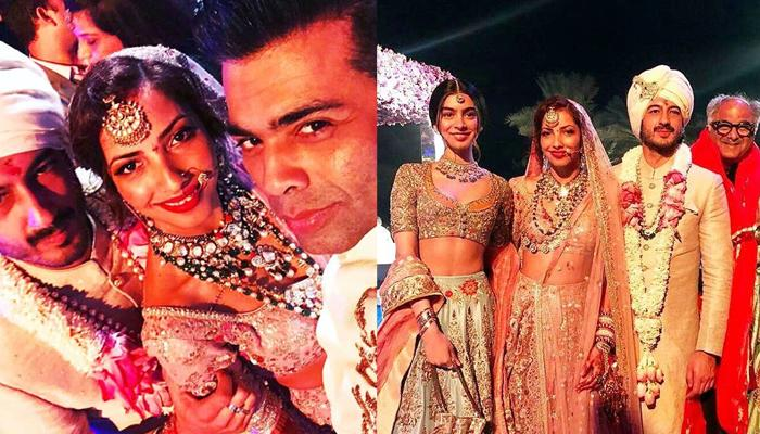 Sonam's Cousin Mohit Marwah's Star-Studded Wedding; Unseen Pics And Videos Inside!