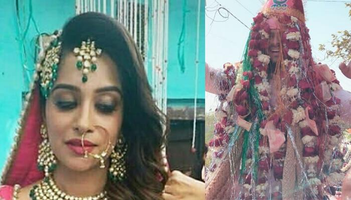 First Look Of Dipika Kakar And Shoaib Ibrahim From Their 'Nikah' Ceremony, Pics Inside!