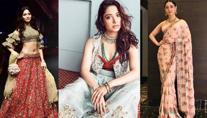 15 Trendy Looks Of Tamannaah Bhatia You Can Pick To Rock At The Next Wedding