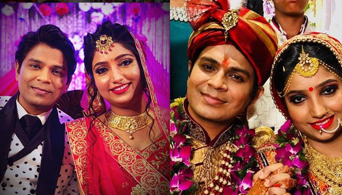 Ankit Tiwari gets hitched; professes love for wife in Instagram photos
