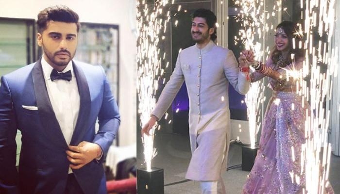 'Devar' Arjun Kapoor Welcomes 'Bhabhi' Antara Motiwala In A Beautiful And Touching Way