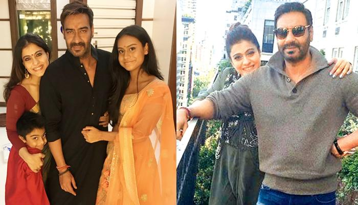 The love story of kajol and ajay devgn proves that when opposites kajol and ajay devgns love story proves that opposites do attract and can make the best altavistaventures Gallery